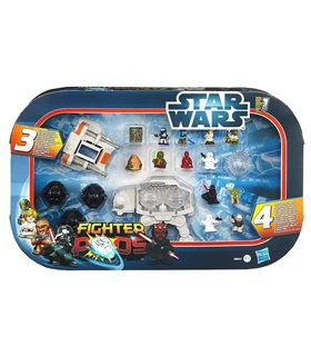 Star Wars Fighter Pods Figurki kolekcjonerskie
