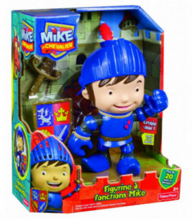 Rycerz Mike - interaktywna figurka Mike - Fisher Price