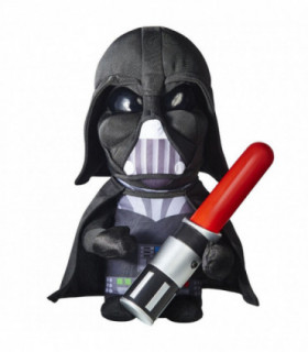 Star Wars - 2 w 1 - Maskotka i lampka Lord Darth Vader - 30 cm
