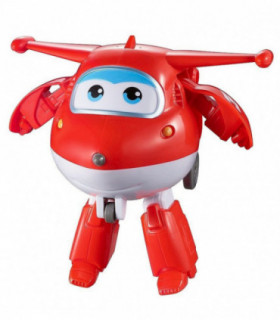 Super Wings Duża figurka interaktywna Dżetek