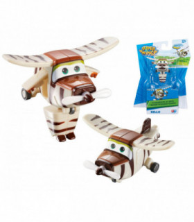 Super Wings Transformujący się Śmigu Bello mini figurka
