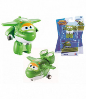 Super Wings Transformująca się Mira mini figurka