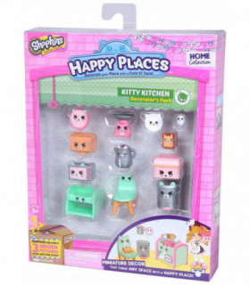 Shopkins - Kitty Kitchen - seria Happy Places