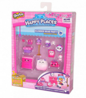 Shopkins - Slumber Bear Party - seria Happy Places