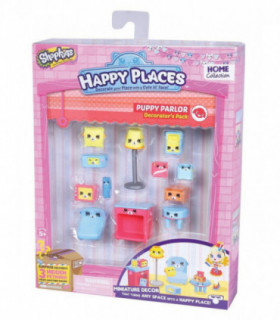 Shopkins - Puppy Parlor - seria Happy Places
