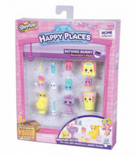 Shopkins - Bath Bunny - seria Happy Places