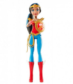 DC Super Hero Girls Lalka interaktywna Wonder Woman Power Action
