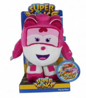 Super Wings Maskotka interaktywna Frunia 20 cm