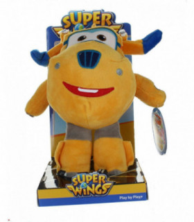 Super Wings Maskotka interaktywna Śrubek 26 cm