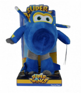 Super Wings Maskotka interaktywna Lotek 24 cm