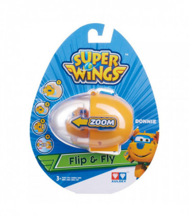Super Wings figurka Śrubek Donnie Flip and Fly