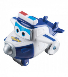 Super Wings figurka Trafik Paul seria Flip and Fly