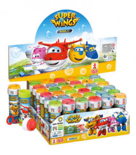 Super Wings - Bańki mydlane 60 ml