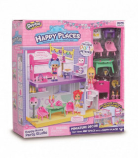 Shopkins - Party Studio - seria Happy Places