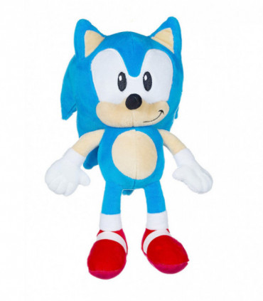 Sonic the Hedgehog - maskotka pluszowa Sonic 29 CM