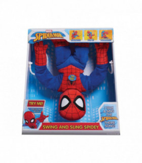 Spiderman duża figuka interaktywna 38 cm