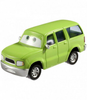 Mattel Auta Cars - Smochód Charlie Cargo - Deluxe