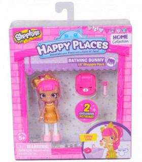 Shopkins Happy Places Laleczka Lipppy Lulu i petkinsy