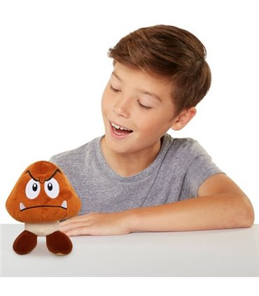 World of Nintendo, Super Mario, maskotka pluszowa Goomba 14 cm